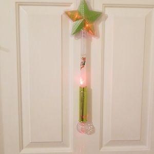 Tinkerbell light up wand.